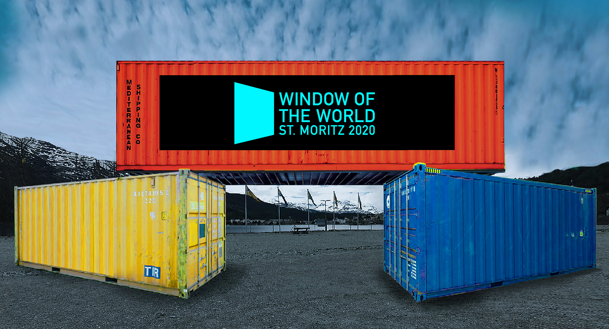 WINDOW OF THE WORLD 2020 - Digital culture, art, music and talks