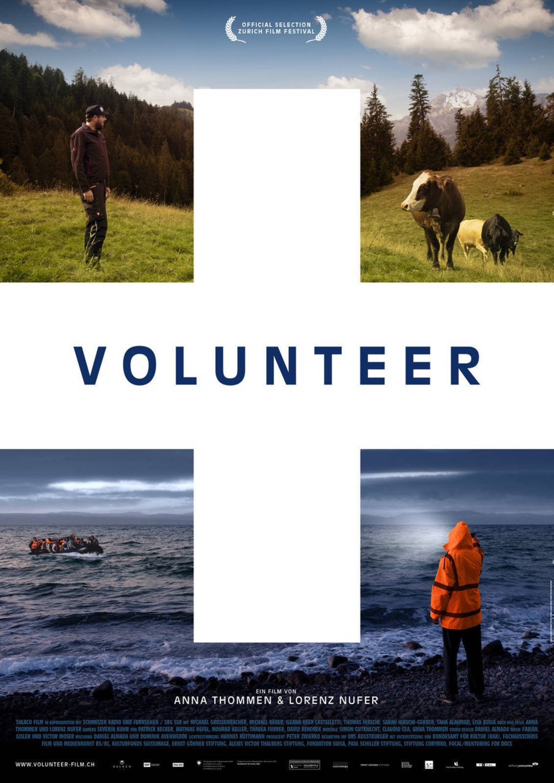 Kino: Volunteer