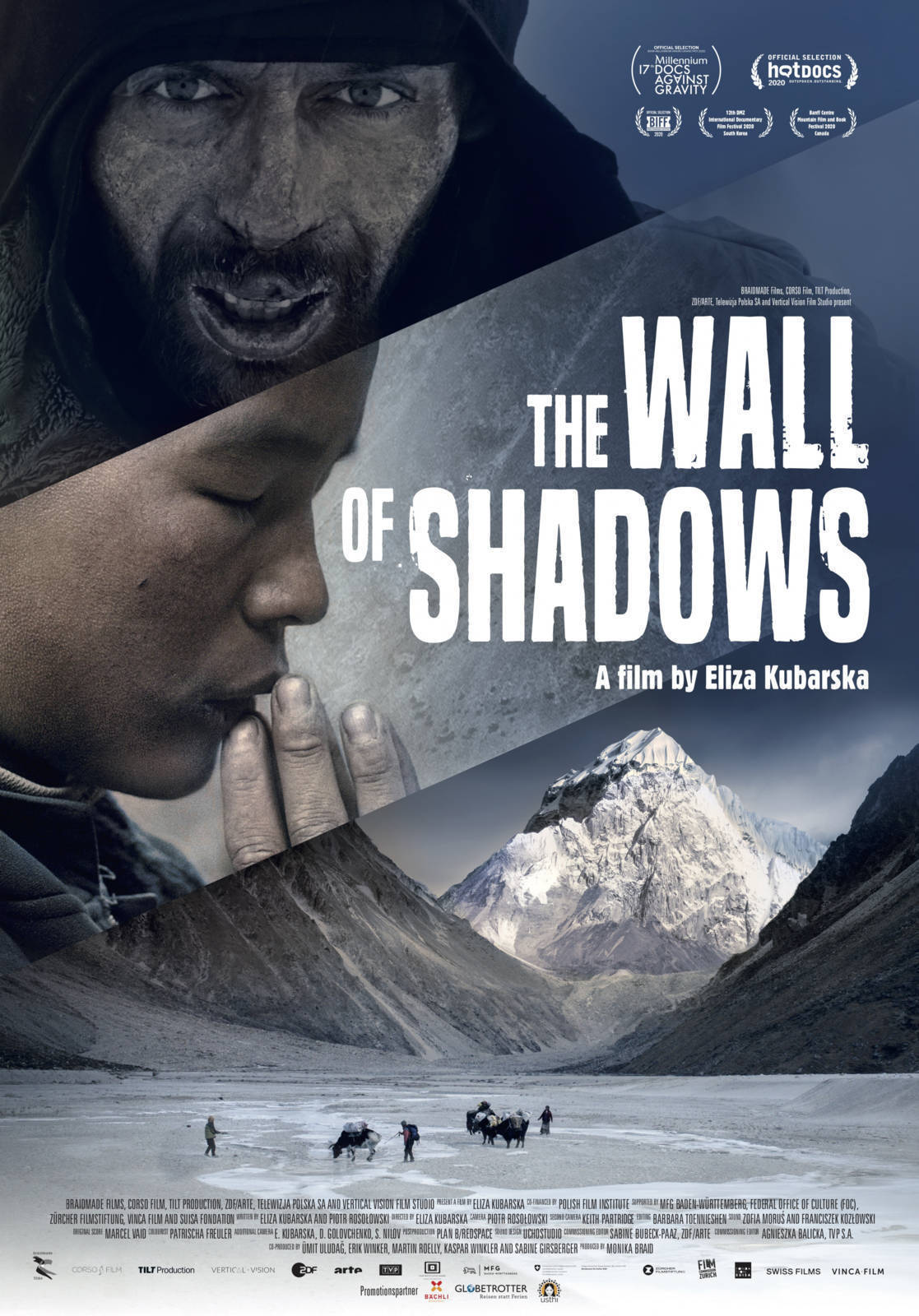 Cinema: The Wall of shadow - Premiere