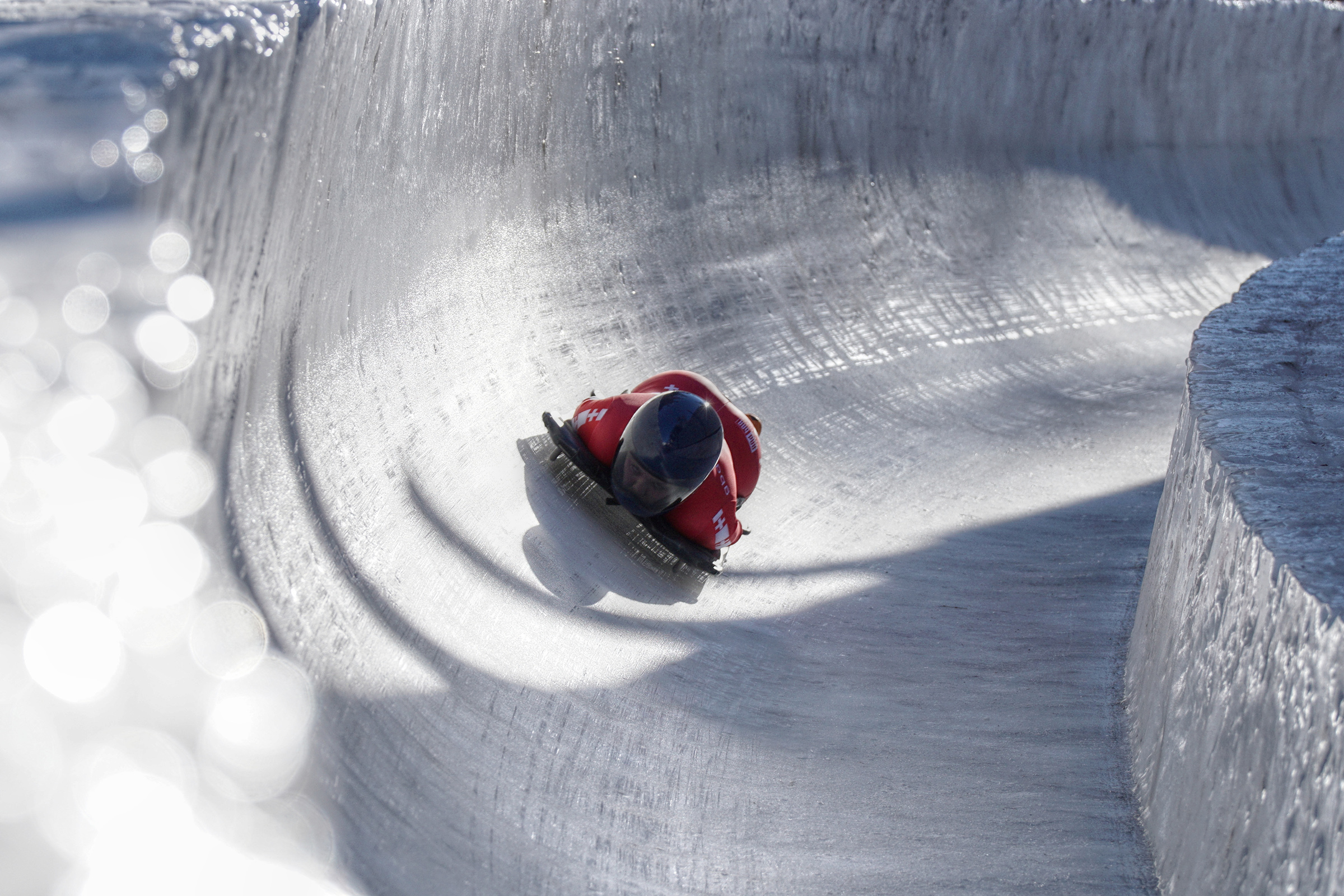 Swiss Championships Bobsleigh and Skeleton