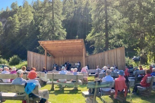 Sunday Concerts in Sils